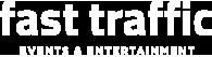 Fast Traffic Events & Entertainment Logo